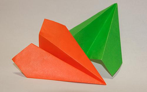 origamiaeroplanes