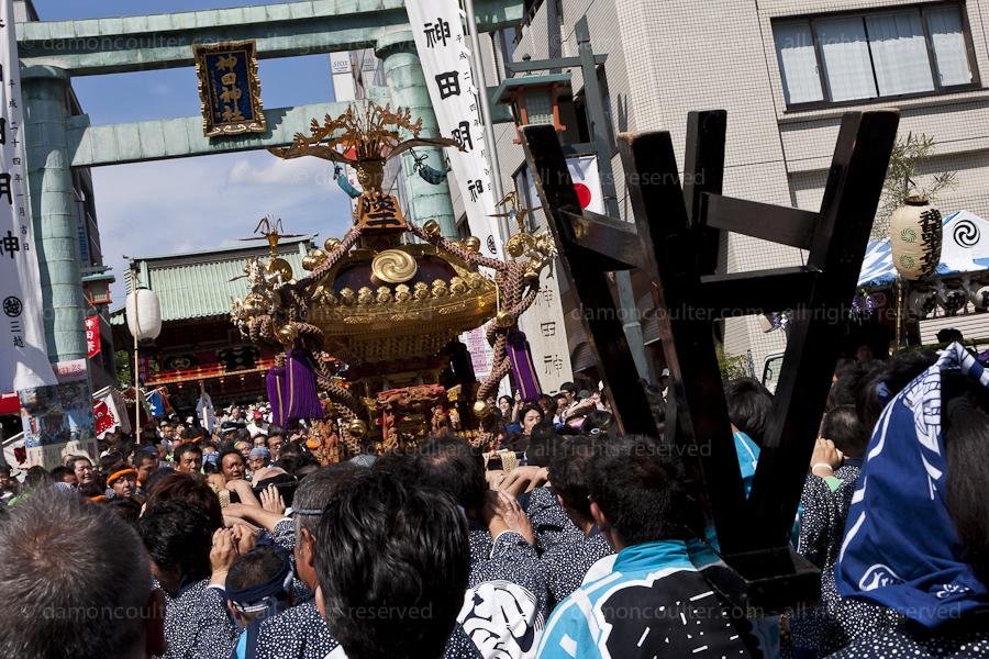 Kanda Festival, Tokyo