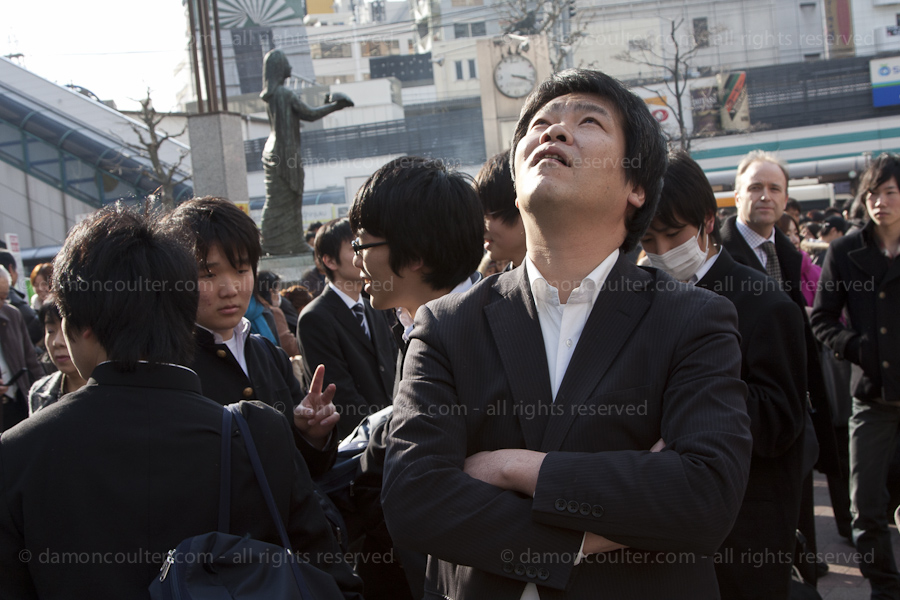 Japanese earthquake March 11th 2011
