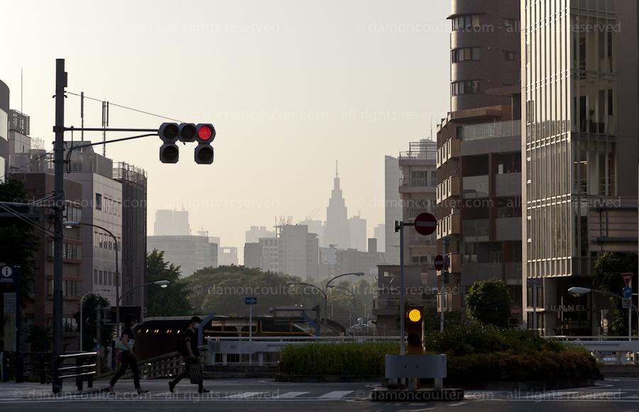 Roppongi, Tokyo, Japan. Friday May 30th 2014
