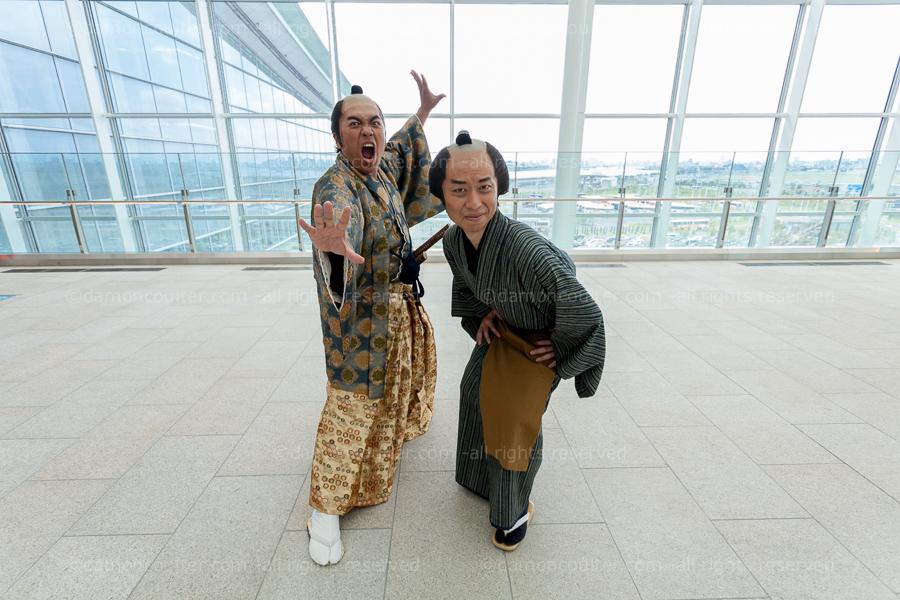 dc haneda airport -201408318506