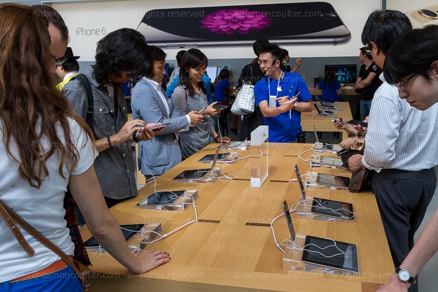 dc apple iphone 6 launch-201409198778