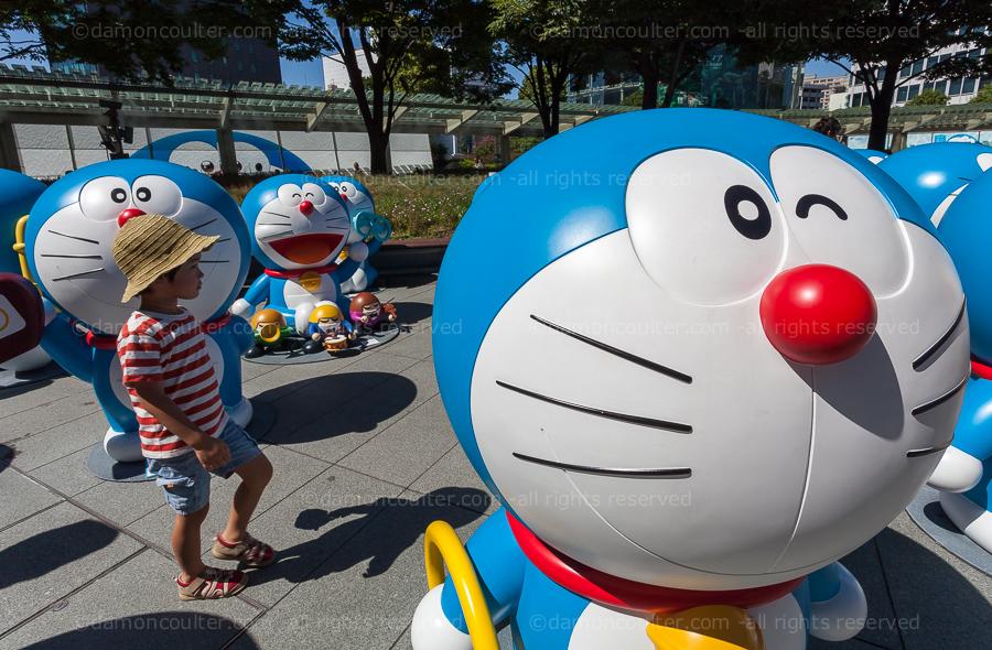 dc Doraemon promo-201408227821