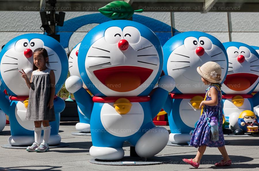 dc Doraemon promo-201408227833